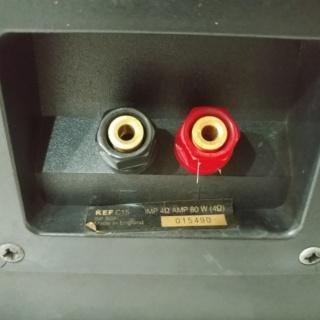 KEF C15 England Made stereo bookshelf speaker 20200121