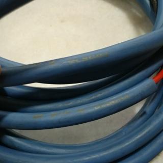 British QUAD QLSCR4 speaker wire 3 meters pairs 20200139