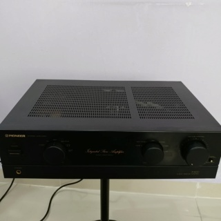 Pioneer A400 stereo integrated amplifier 20200154