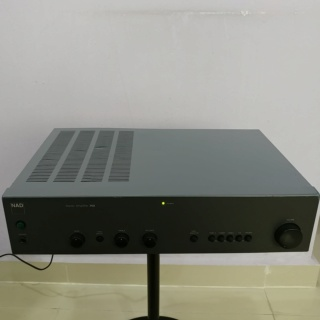 NAD 302 Stereo Integrated Amplifier with Phono 20200165
