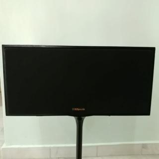 Klipsch KG 2.2V USA Made Big Size 2-way 100W horn tweeter center speaker 20200167