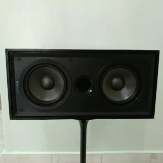 Klipsch KG 2.2V USA Made Big Size 2-way 100W horn tweeter center speaker 20200168