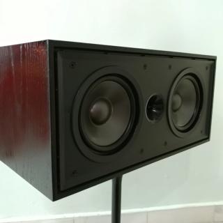 Klipsch KG 2.2V USA Made Big Size 2-way 100W horn tweeter center speaker 20200169