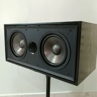 Klipsch KG 2.2V USA Made Big Size 2-way 100W horn tweeter center speaker 20200172