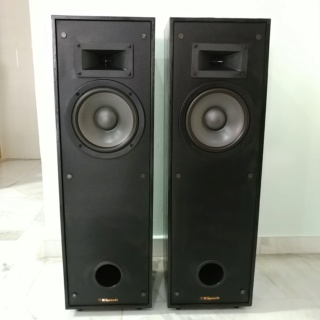Klipsch KG 3.5 USA Made Horn tweeter floorstand speaker 20200176