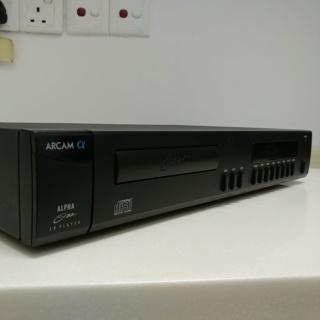 Arcam Alpha ONE British CD Player 20200212