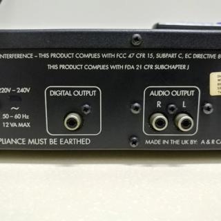 Arcam Alpha ONE British CD Player 20200213