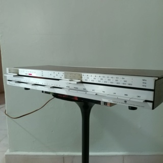 B&O Bang and Olufsen Beomaster 901 Stereo FM Tuner Receiver Amplifier 20200218