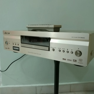 Pioneer Top of the range DV-989AVi CD SACD and DVD player  20200231