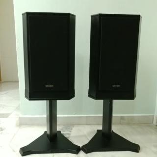 Tannoy 607 standmount speaker with original stand 20200323