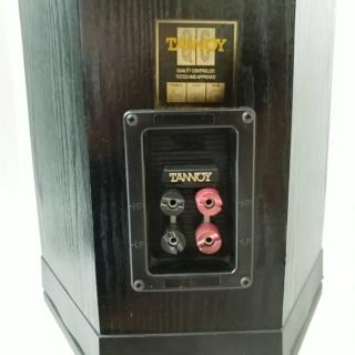 Tannoy 607 standmount speaker with original stand 20200327