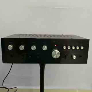 Sansui AU-4900 stereo integrated amplifier 20200328