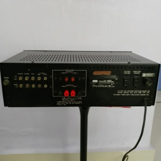 Sansui AU-4900 stereo integrated amplifier 20200333