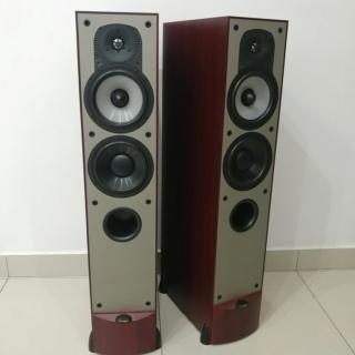 Paradigm Monitor 7 V3 Stereo Canada made floorstanding speaker 20200336