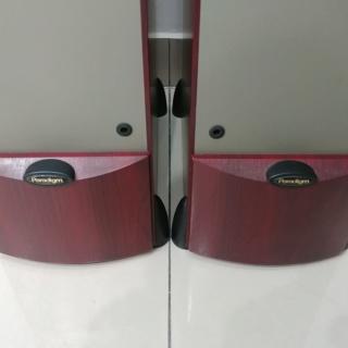 Paradigm Monitor 7 V3 Stereo Canada made floorstanding speaker 20200337