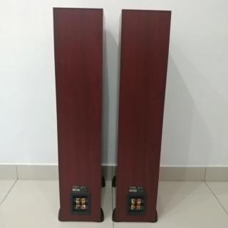 Paradigm Monitor 7 V3 Stereo Canada made floorstanding speaker 20200339