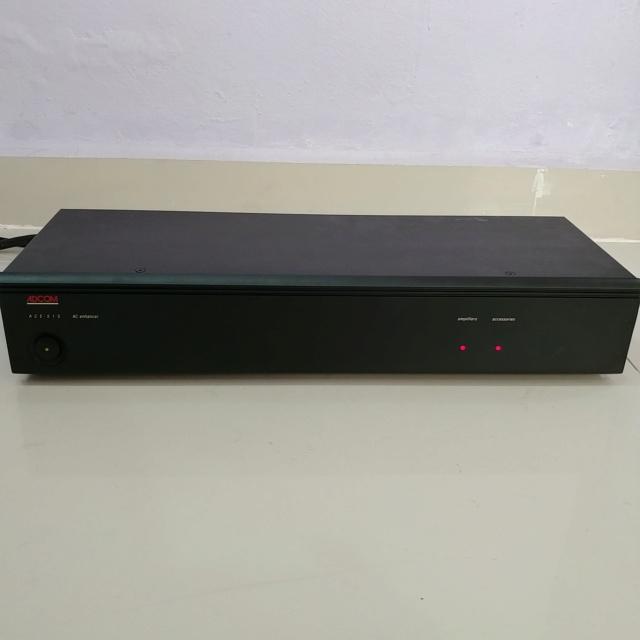 ADCOM ACE-515 AC Power Enhancer Surge Protector ( 120V)  20200519