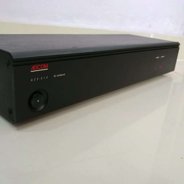 ADCOM ACE-515 AC Power Enhancer Surge Protector ( 120V)  20200520