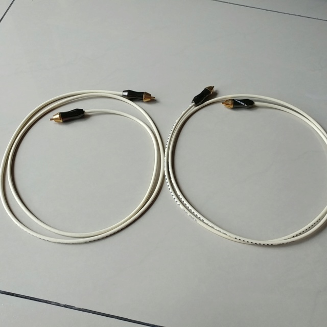 Audio Spec ARTERY ST Pre Amp Audio RCA Cable (1.5M) 20200530