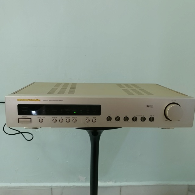 Marantz DP-870 Digital DAC stereo Pre-Amplifier 20200645