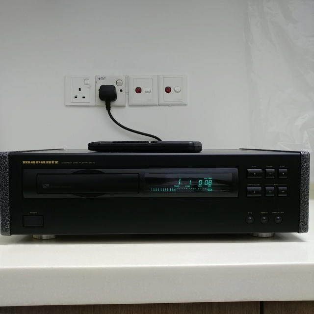 Marantz CD10 Stereo CD player with Remote 20200746