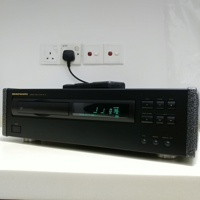 Marantz CD10 Stereo CD player with Remote 20200748