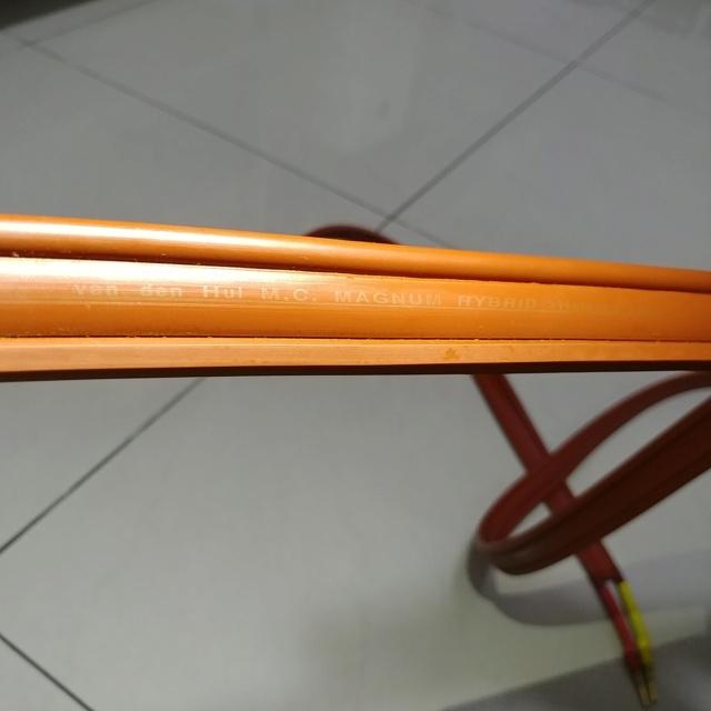 Van den Hul M.C Magnum Hybrid Hologen Free  Speaker Cable ( 3 M) 20200759