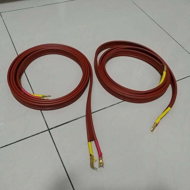 Van den Hul M.C Magnum Hybrid Hologen Free  Speaker Cable ( 3 M) 20200760