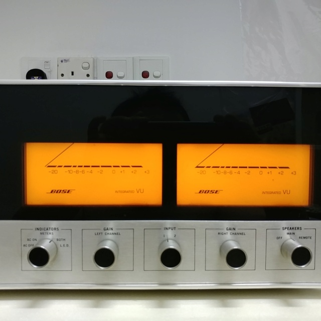 Bose 1801 USA Made Top of the Line Stereo Power Amplifier  20200770