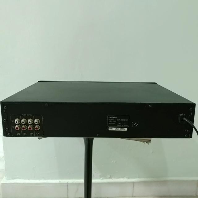 BMB DEP-3000K Karaoke Pre Amplifier 20200775
