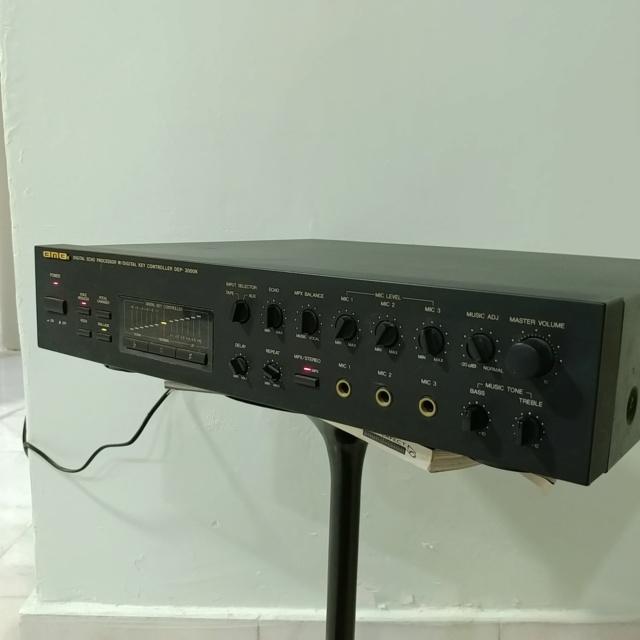 BMB DEP-3000K Karaoke Pre Amplifier 20200778