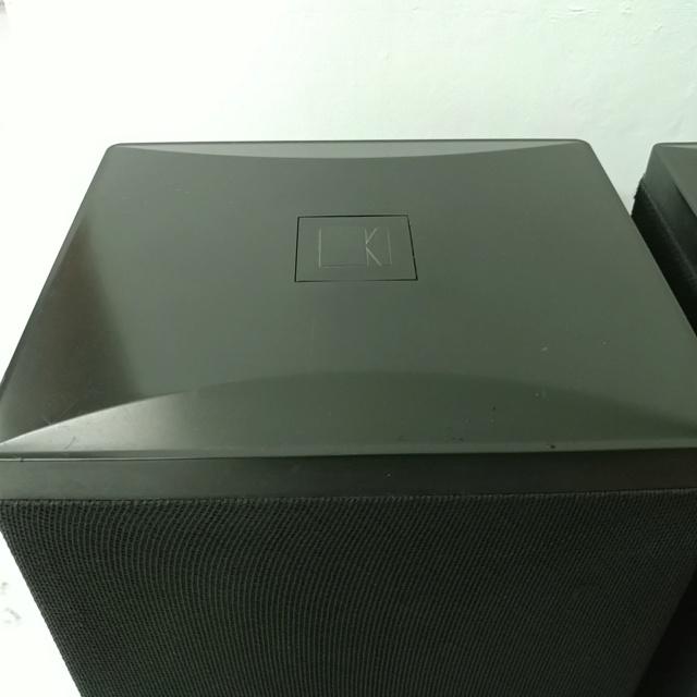 Kef 303 Series II England Vintage Stereo stand mount bookshelf speaker 20200811
