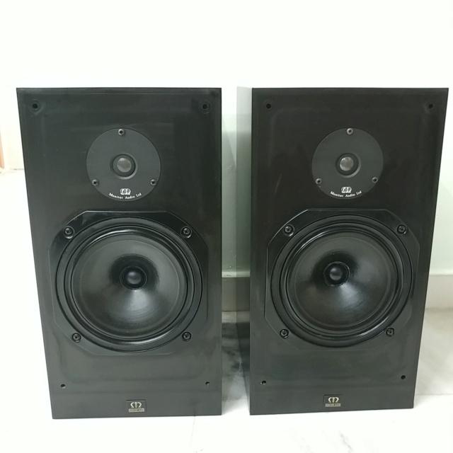 Monitor Audio R300MD England Made Standmount Bookshelf Speaker Designed by Robin Marshall 20200816