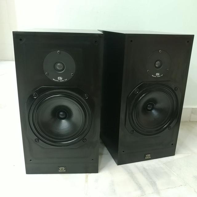 Monitor Audio R300MD England Made Standmount Bookshelf Speaker Designed by Robin Marshall 20200817