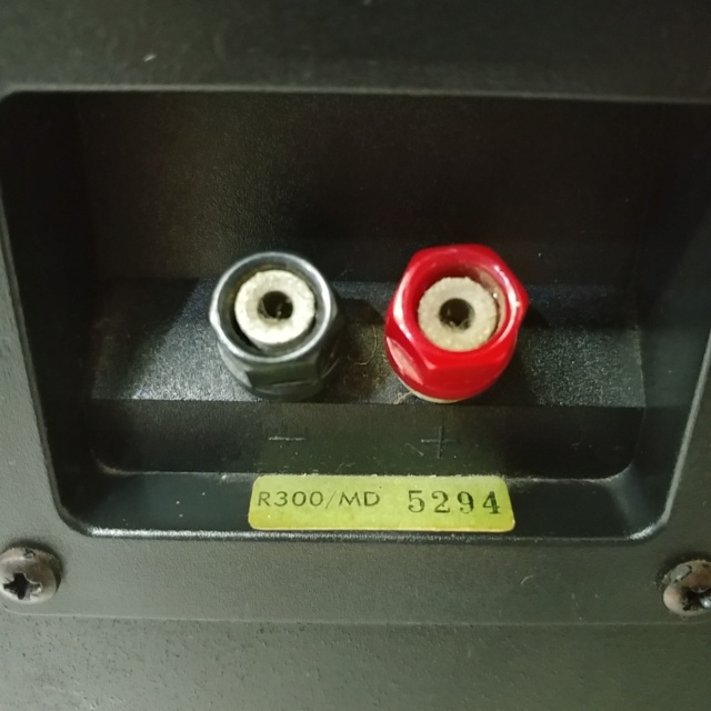 Monitor Audio R300MD England Made Standmount Bookshelf Speaker Designed by Robin Marshall 20200820