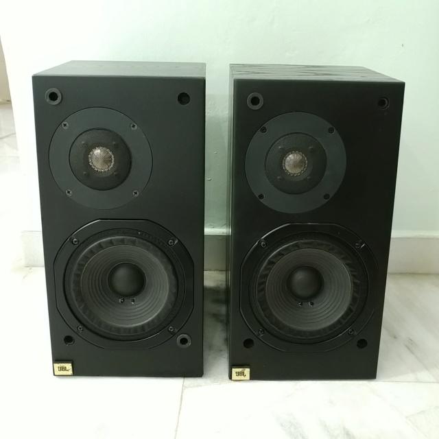 JBL L1 Stereo Monitor USA Made Bookshelf Speaker  20200822