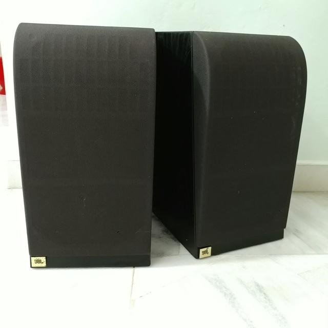 JBL L1 Stereo Monitor USA Made Bookshelf Speaker  20200823