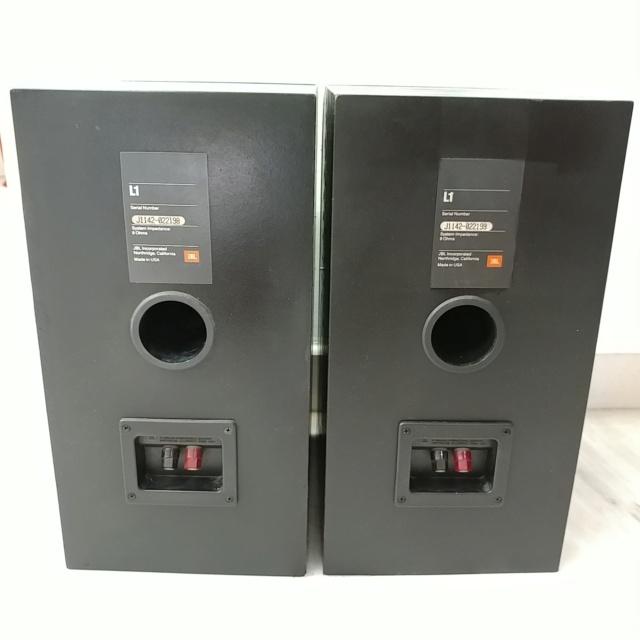 JBL L1 Stereo Monitor USA Made Bookshelf Speaker  20200825