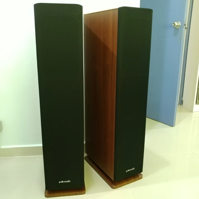 Polk Audio RT-16 Stereo USA Floorstanding Speaker 20201023