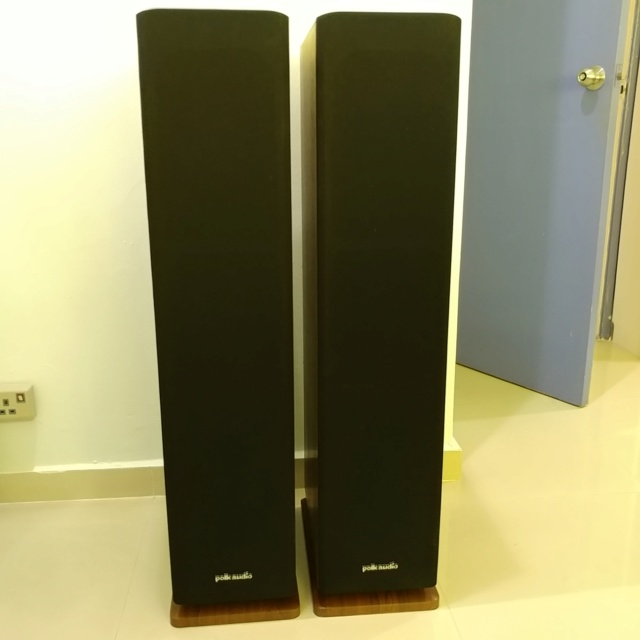 Polk Audio RT-16 Stereo USA Floorstanding Speaker 20201027