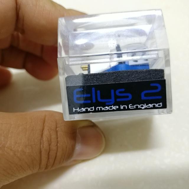 Rega Elys 2 Moving Magnet Cartridges MM (used) 20201043