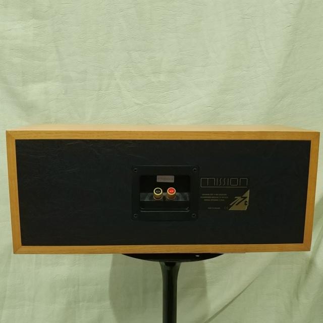 Mission 77C Center Speaker 20201235