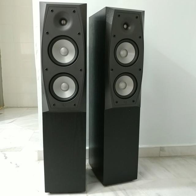 Infinity ENTRA Three Stereo Floorstanding Speaker 20210110