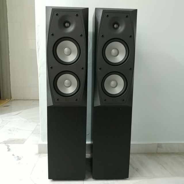 Infinity ENTRA Three Stereo Floorstanding Speaker 20210111