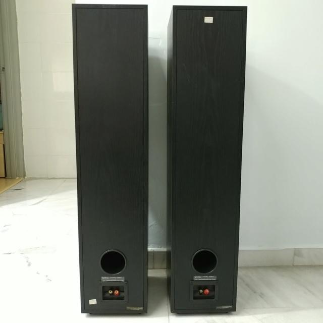 Infinity ENTRA Three Stereo Floorstanding Speaker 20210113