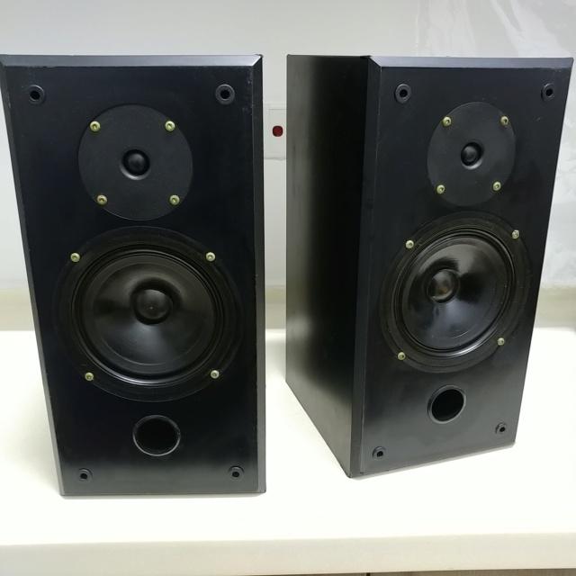 Keswick Audio Research ARIA England Made Bookshelf Stereo Speaker 20210216