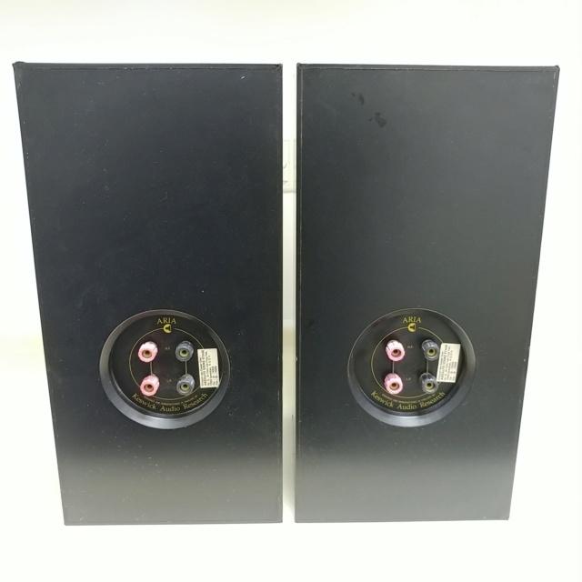 Keswick Audio Research ARIA England Made Bookshelf Stereo Speaker 20210219