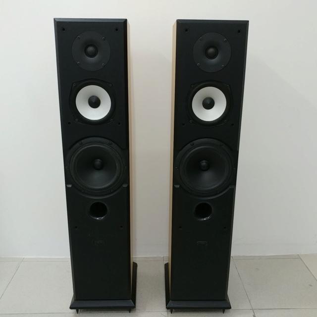 Acoustic Energy AE Aegis 3 floorstand 3 Ways Speaker 20210310