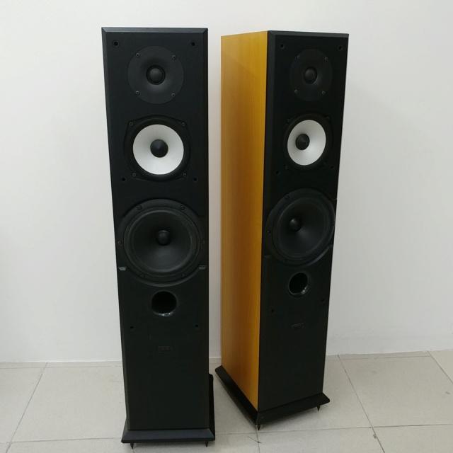 Acoustic Energy AE Aegis 3 floorstand 3 Ways Speaker 20210312