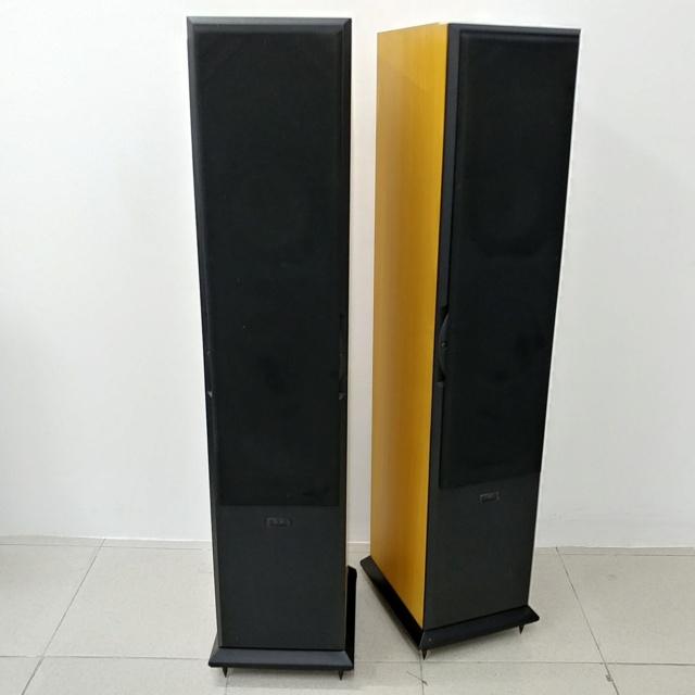 Acoustic Energy AE Aegis 3 floorstand 3 Ways Speaker 20210314